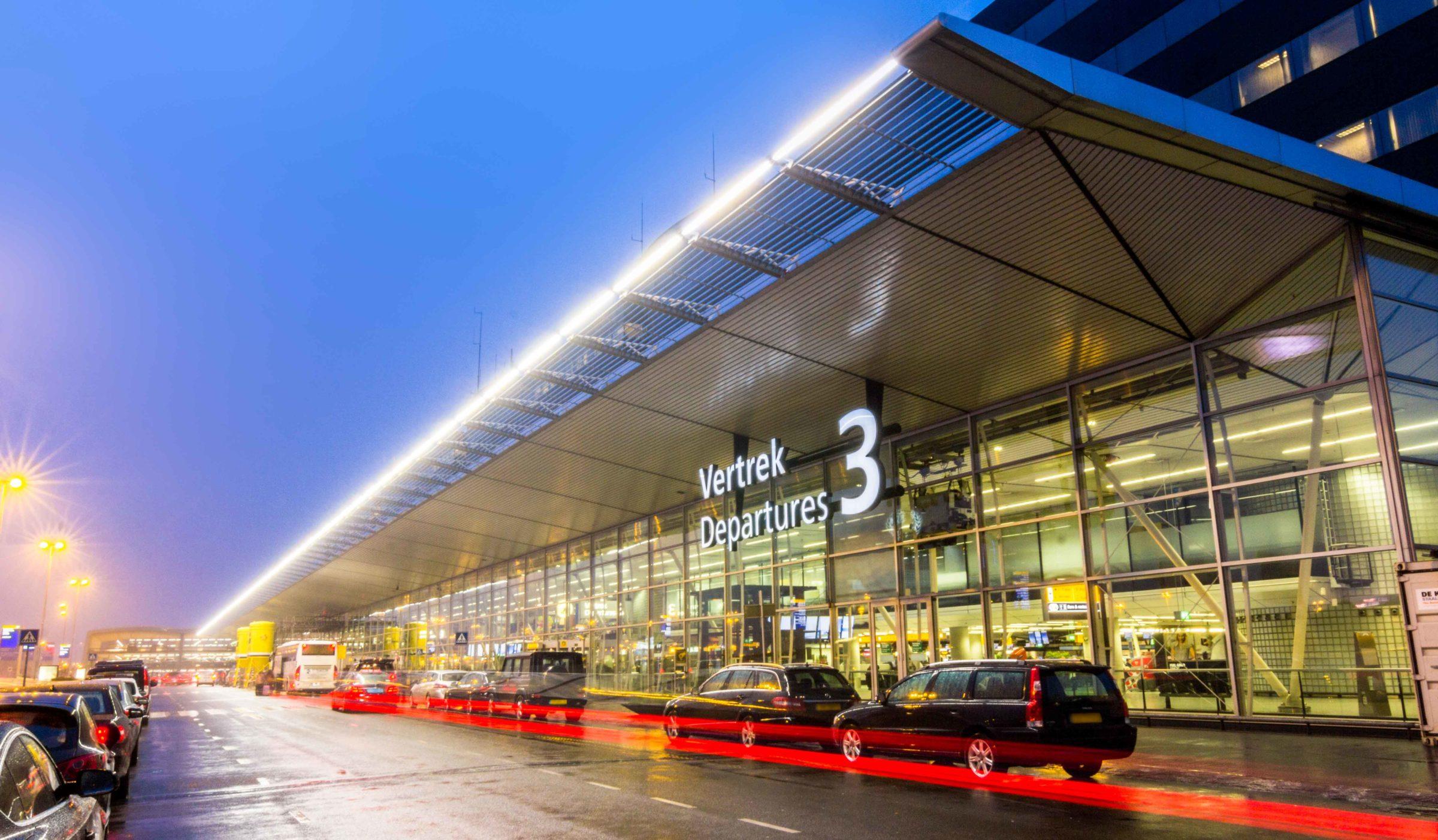 Schiphol verlichting