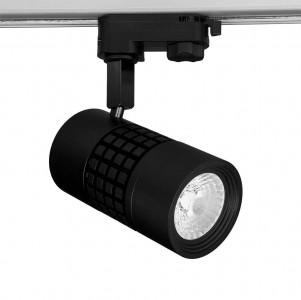 Round Track Light 36W met Peruzzi-lens 36°